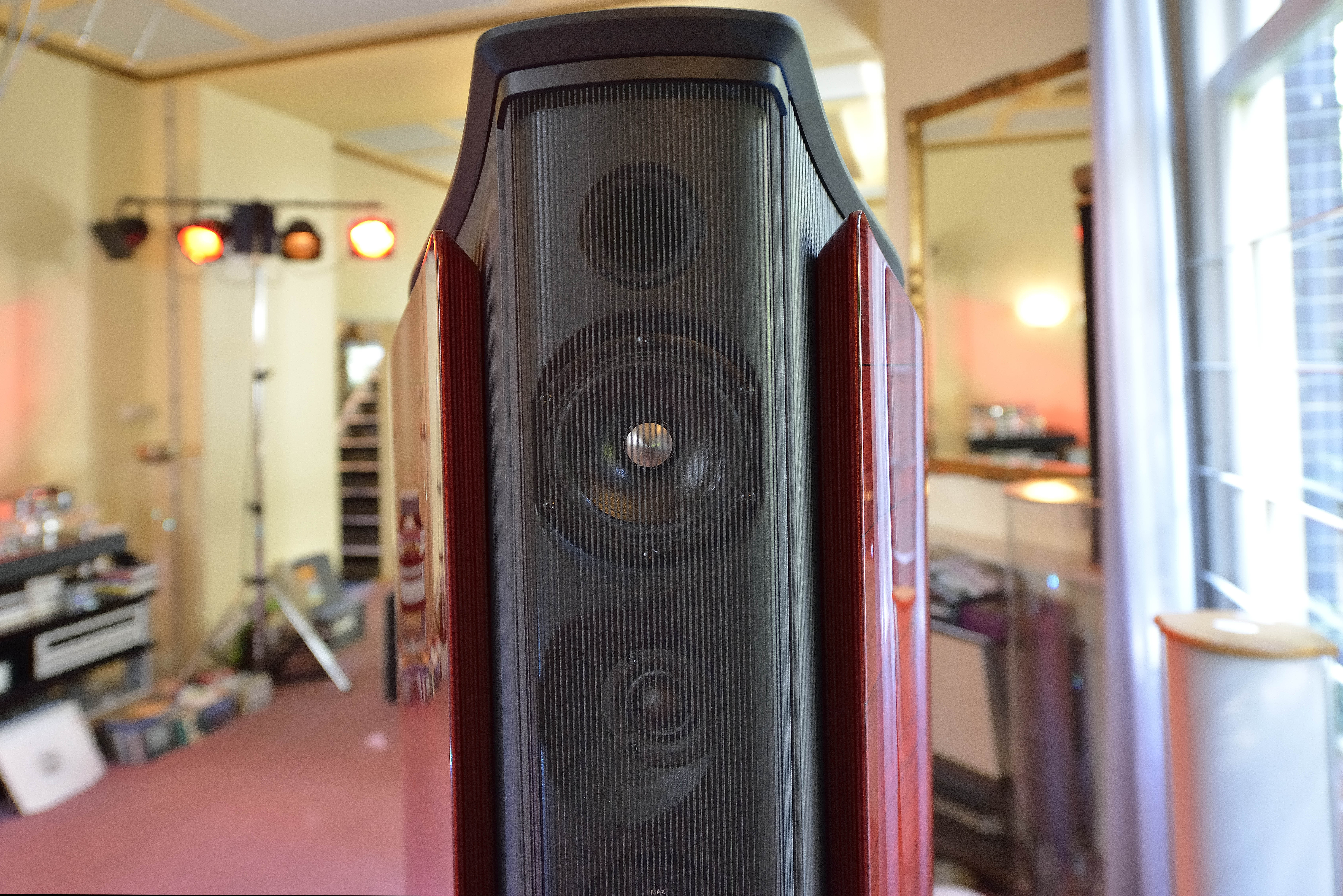 THE DAY AFTER  Rhapsody, Sonus faber Aida and Venere, D
