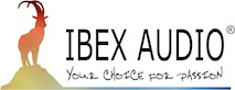 ibex audio logo