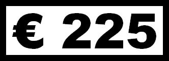 €225 logo