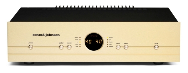 Conrad Johnson CA 150 Control Amplifier
